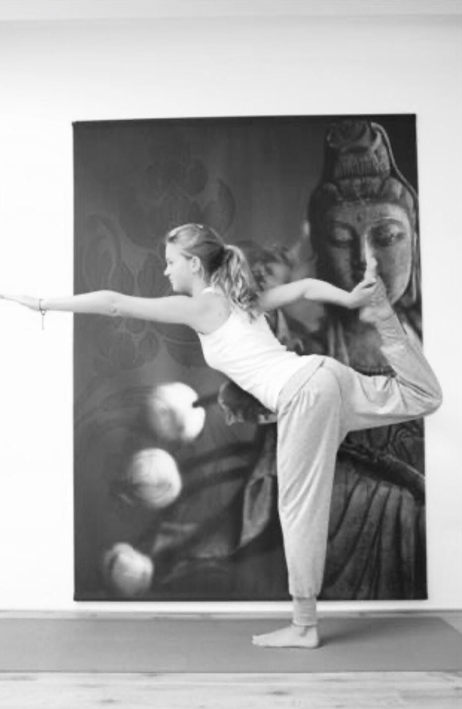 Kinder yoga droomstudio